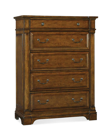 Ryland Five-Drawer Chest
