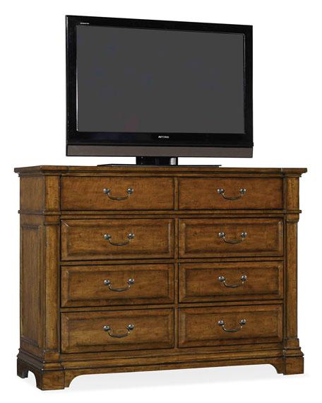 Hooker Furniture Ryland Entertainment Chest