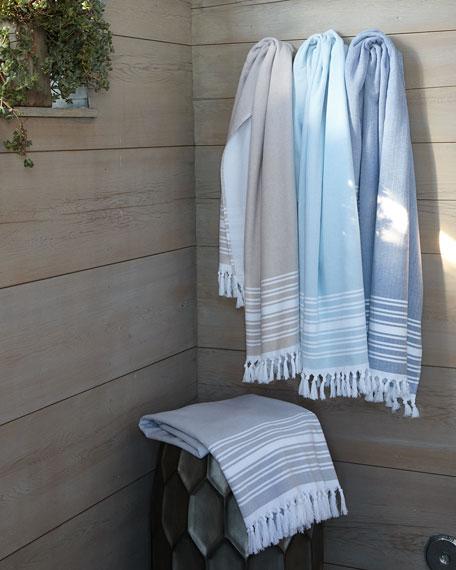 Kassatex Fouta Fingertip Towel