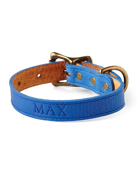 Graphic Image Personalized Dog Collar