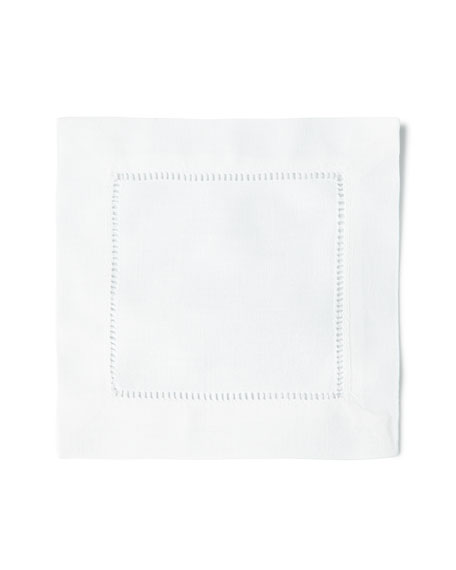 Boutross Imports Hemstitch Table Linens