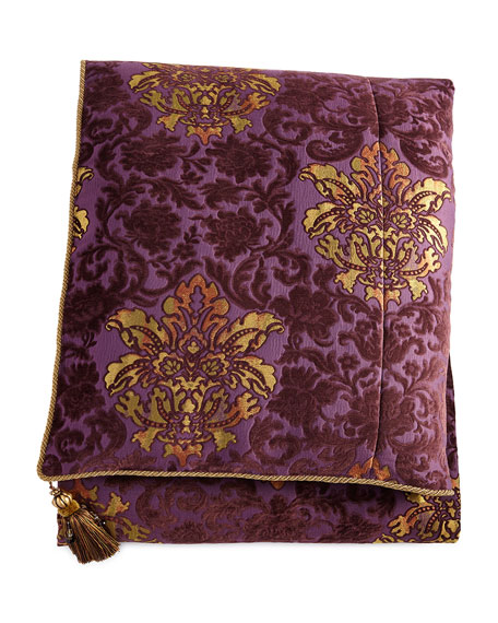 Dian Austin Couture Home Royal Court Queen Floral Duvet Cover