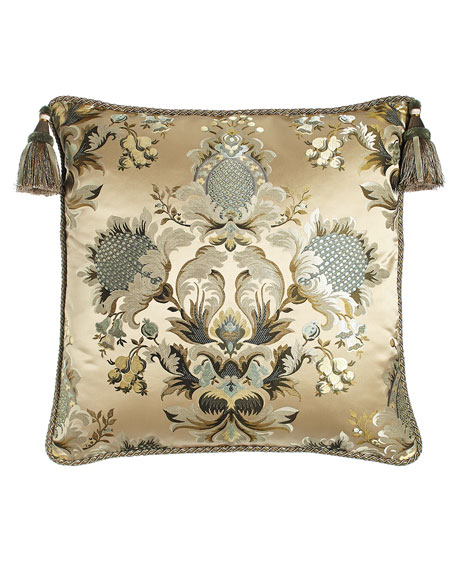 Austin Horn Collection European Rochelle Floral Sham