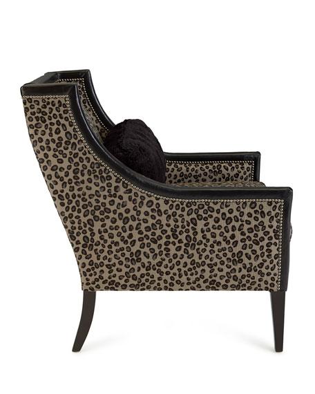 Milani Cheetah Chair