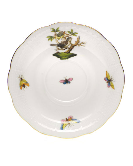 Rothschild Bird Saucer #1  sc 1 st  Neiman Marcus & Herend Rothschild Bird Dinnerware \u0026 Matching Items | Neiman Marcus