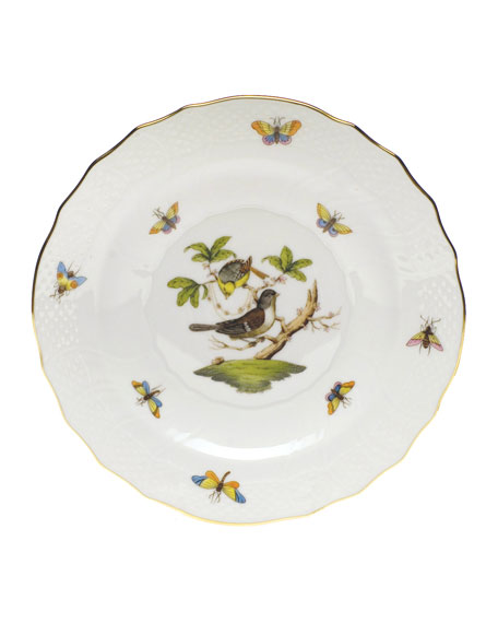 Rothschild Bird Salad Plate #1