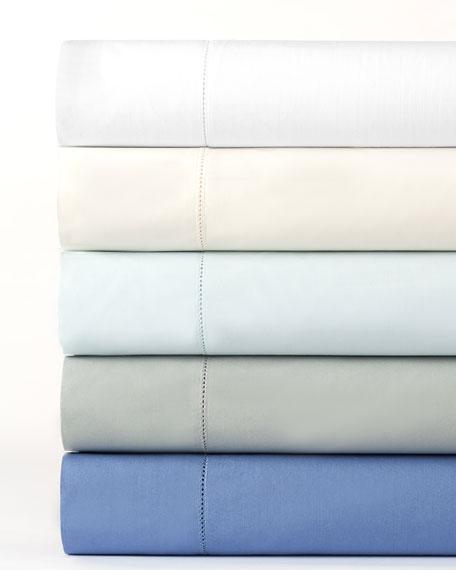 Annie Selke Luxe Two Standard 500TC Lia Pillowcases