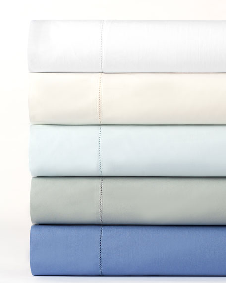 Queen 500TC Lia Fitted Sheet