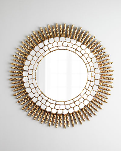 Maya Sunburst Mirror