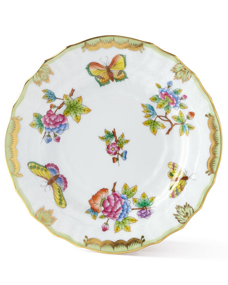 Queen Victoria Bread & Butter Plate