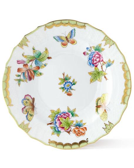 Queen Victoria Salad Plate