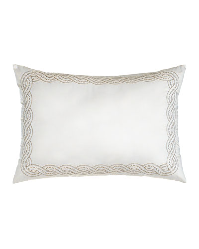 Embroidered Pillow, 14