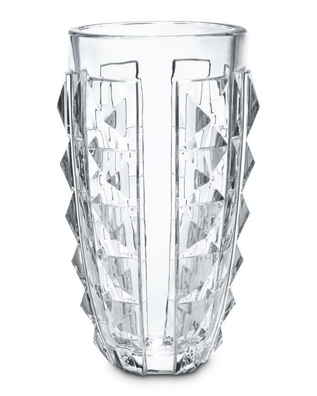 Baccarat Heritage Diamond Vase