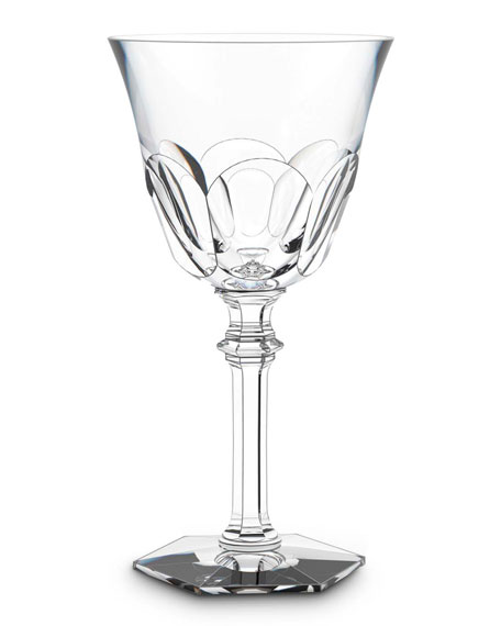 Baccarat Eve Harcourt Water Goblet