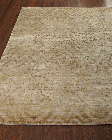 Exquisite Rugs Angel's Trumpet Rug, 10' x 14'
