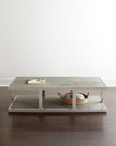 INTERLUDE Colton Coffee Table