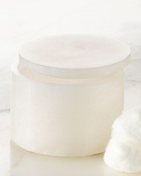 Kassatex Alabaster Jar