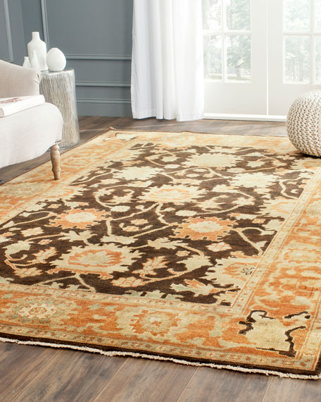 Safavieh Hickory Oushak Rug & Matching Items