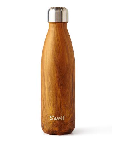 S'well Teakwood 25-oz. Reusable Bottle