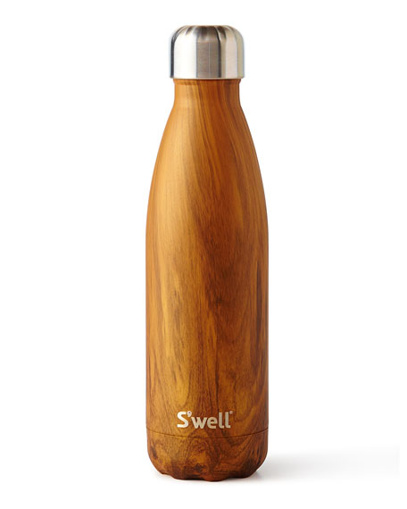 Teakwood 25-oz. Reusable Bottle