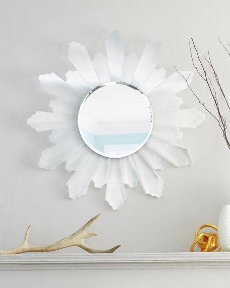 Sunburst Acrylic Mirror