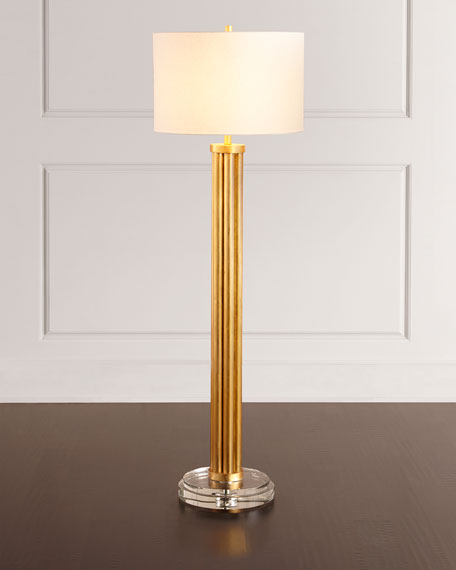 Neimanmarcus Cylindrical Floor Lamp