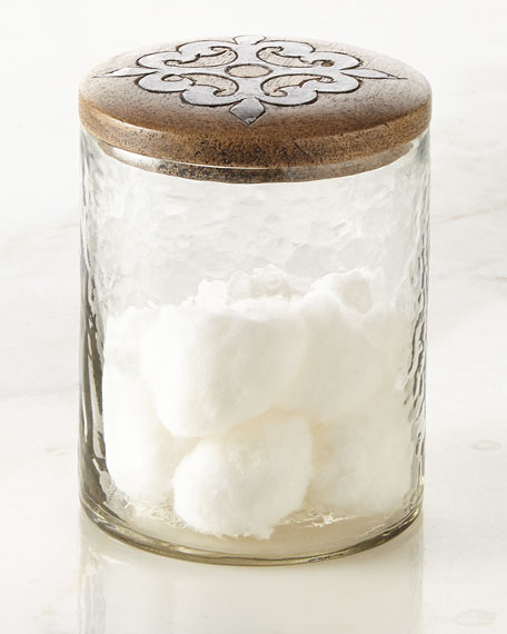 G G Collection Heritage Collection Glass Jar