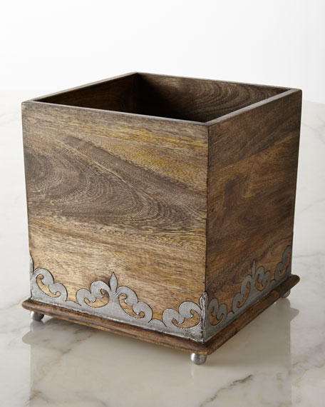 G G Collection Heritage Collection Wastebasket