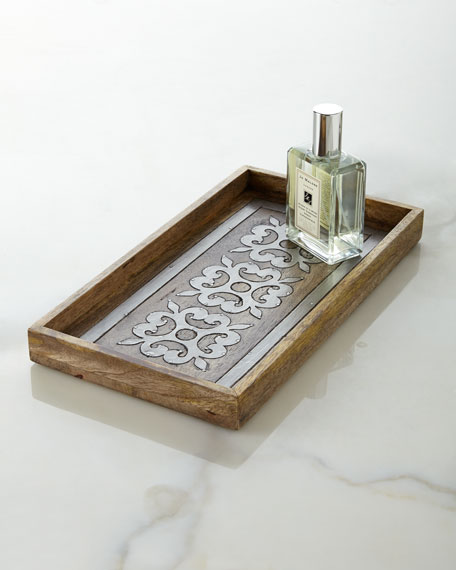 G G Collection Heritage Collection Bath Tray