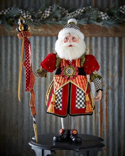 Festoonery Santa