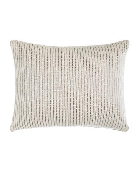 Ralph Lauren Fleur du Roi Pillow with Beaded