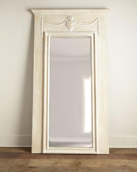 Neimanmarcus Leaner Floor Mirror