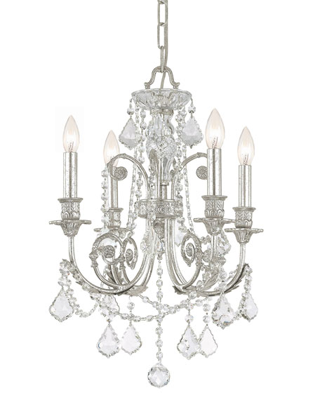 Delphine 4-Light Chandelier