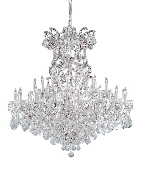 Crystorama Maria Theresa 25-Light Chandelier