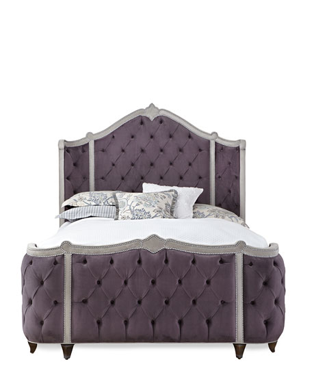 Haute House Penelope California King Bed