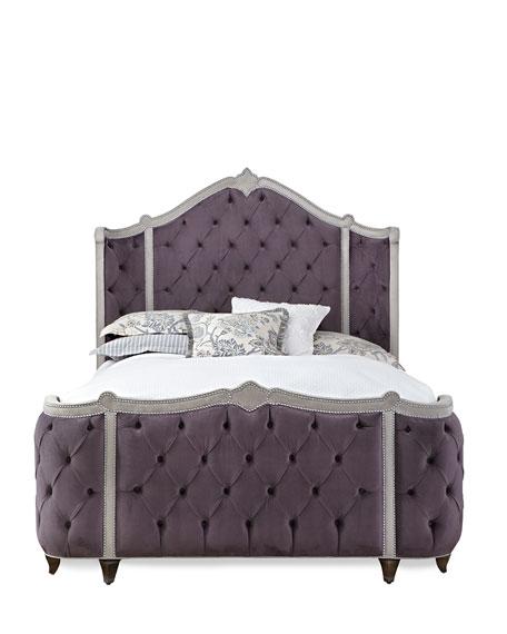 Haute House Penelope Queen Bed