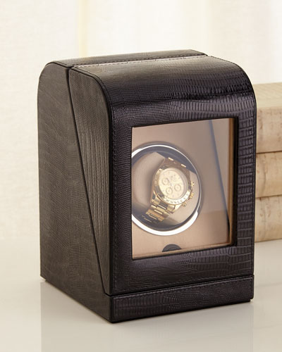 Single Watch Winder Box