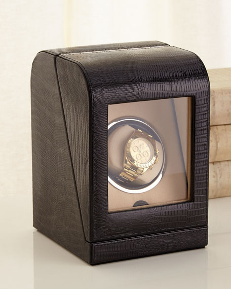 Renzo RomagnoliSingle Watch Winder Box