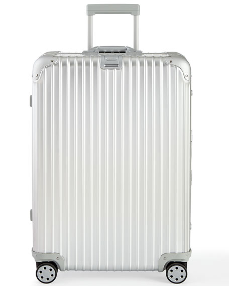 "Topas Silver 29"" Multiwheel Luggage"