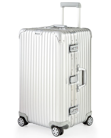 "Topas Silver 28"" Sport Multiwheel Luggage"