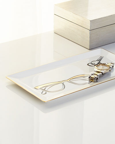 Daisy Place Eyeglass Tray