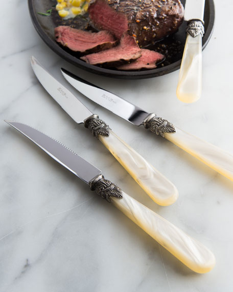 Napoleon Steak Knives, Set of 4