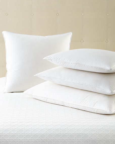 "Pine Cone Hill Queen Meditation Medium-Support Pillow, 20"" x 30"""