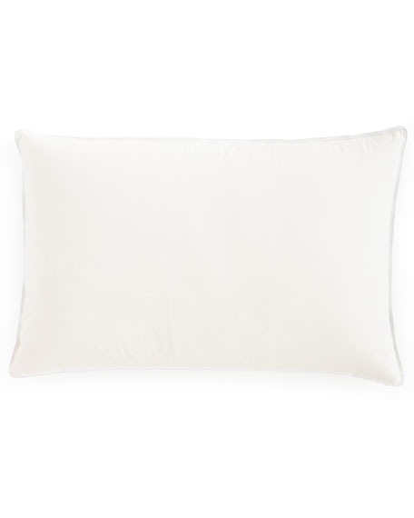 "King Meditation Medium-Support Pillow, 20"" x 36"""