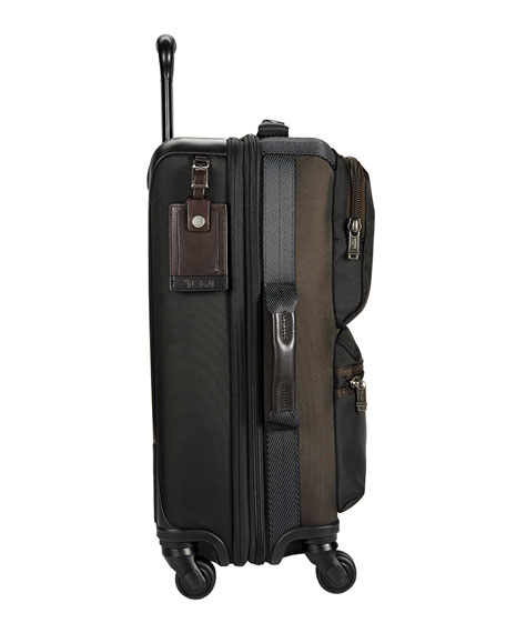 Alpha Bravo Hickory Henderson Short-Trip Expandable Packing Case Luggage