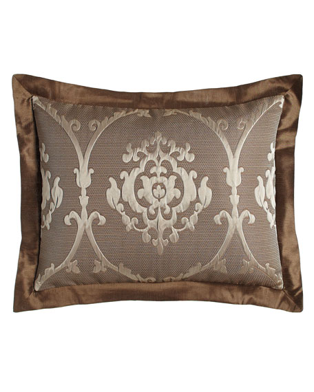 Dian Austin Couture Home King Le Plaza Damask Sham