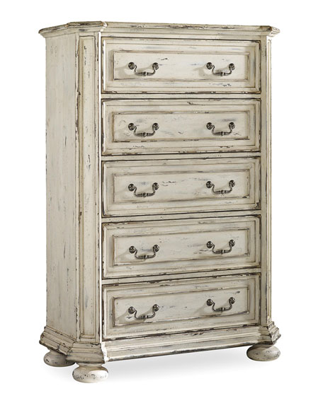 Hooker Furniture Edina Five-Drawer Chest