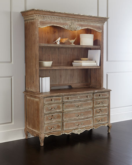 Hooker Furniture BRUNSWICK CREDENZA HUTCH