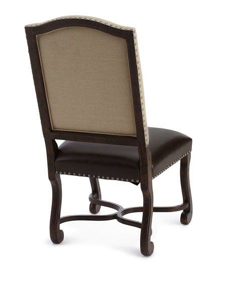 Reverie Side Chairs, Pair