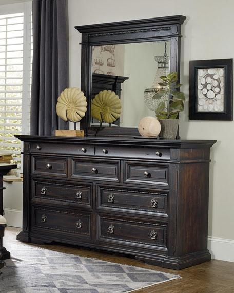 Hooker Furniture Royce Nine-Drawer Dresser